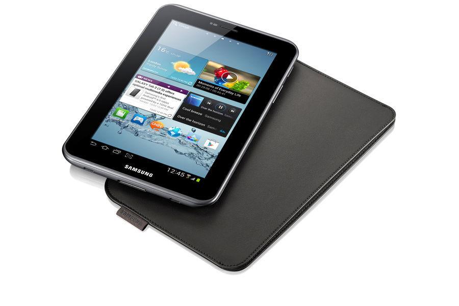 Samsung pouzdro EFC-1G5LDE, Galaxy Tab 2