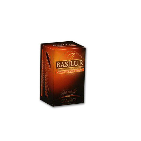 Basilur Classics černý čaj (20ks)