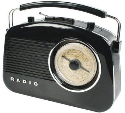 KONIG HAV-TR710BL, retro rádio