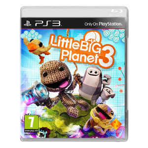 LittleBigPlanet 3 - hra pro PS3