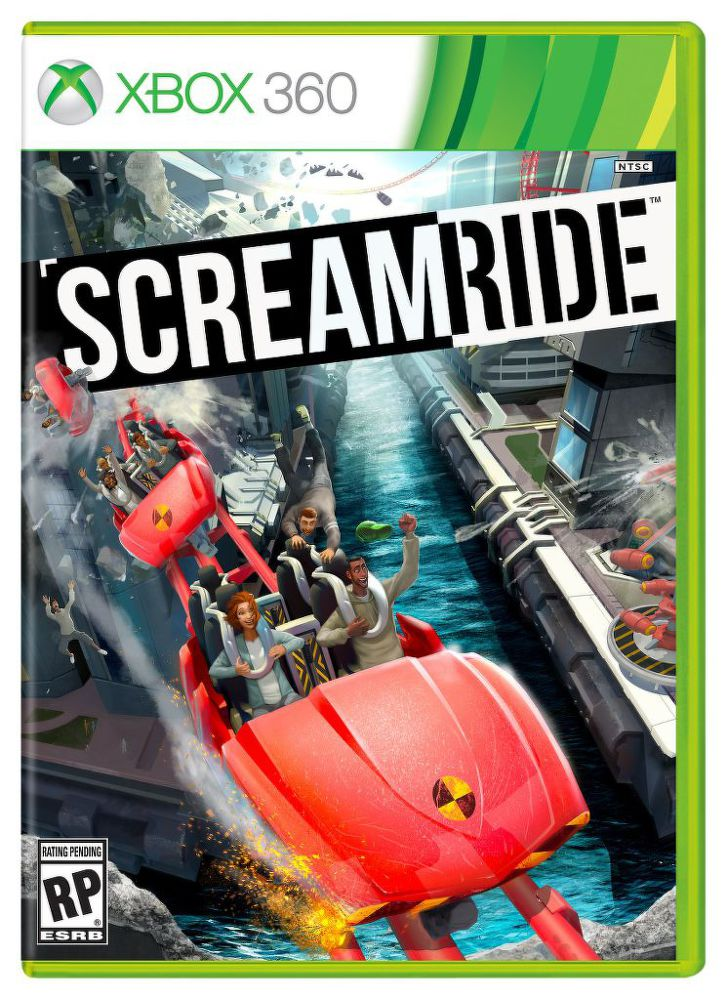 Xbox 360 ScreamRide