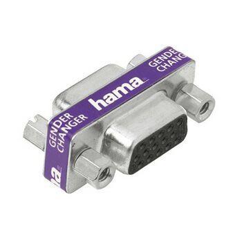Hama 41976 - redukce 15 pin D-Sub zásuvka - 15 pin D-Sub zásuvka