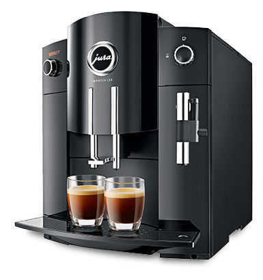 JURA IMPRESSA C60 (černá) - Automatické espresso