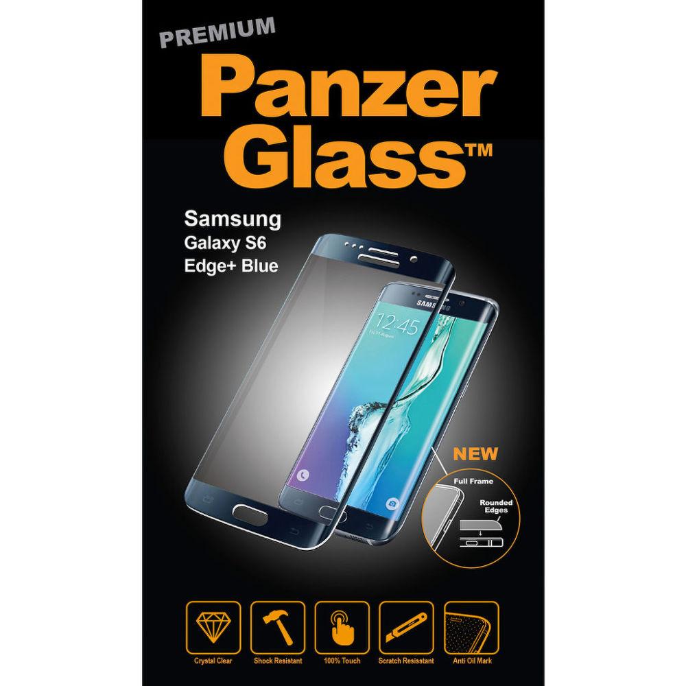 Panzerglass Premium G S6 Edge+ (černá)