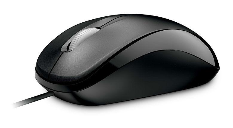 Microsoft L2 Compact Optical Mouse 500 (černá)