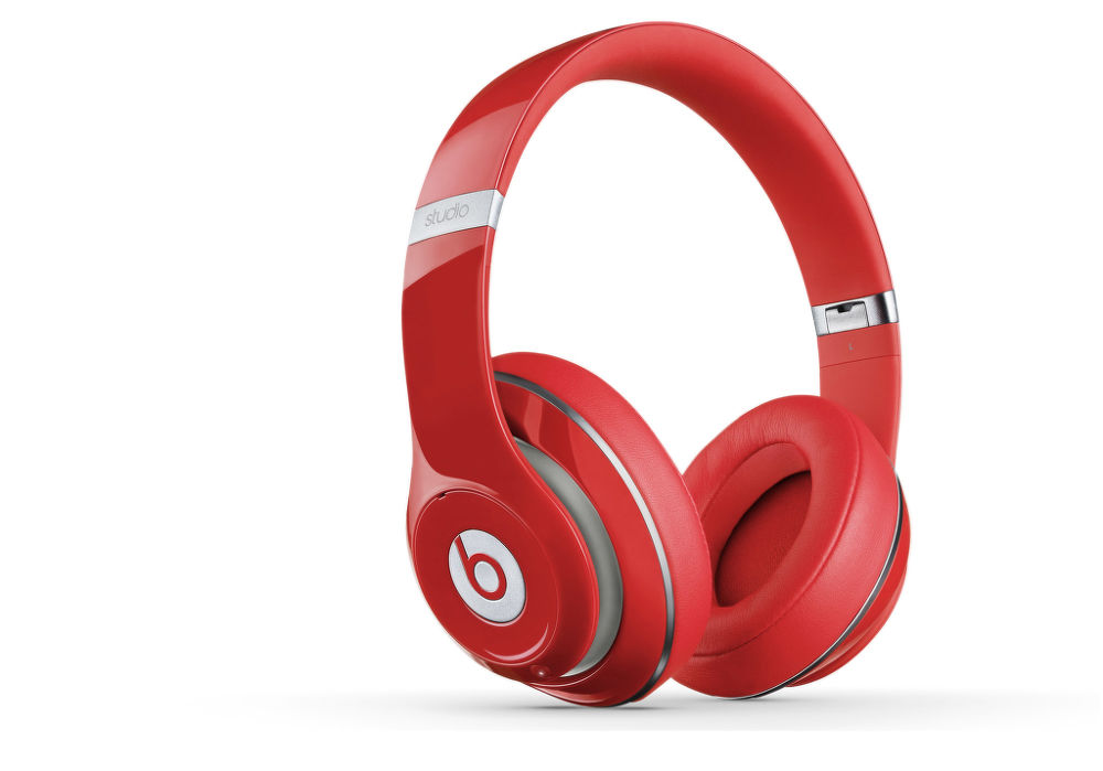 BEATS Studio Over Ear Headphone, Red 900-00030-03
