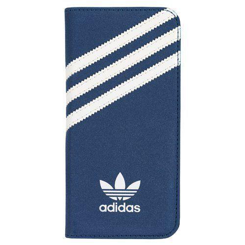 Adidas pouzdro pro Apple iPhone 6/6s (modrobílé)