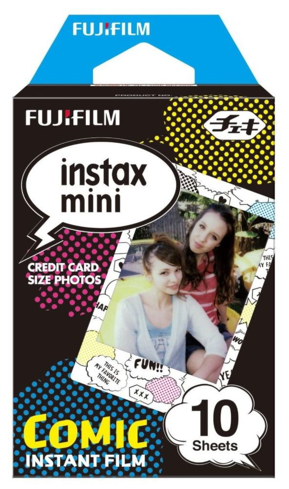 Fujifilm Film Mini Comic