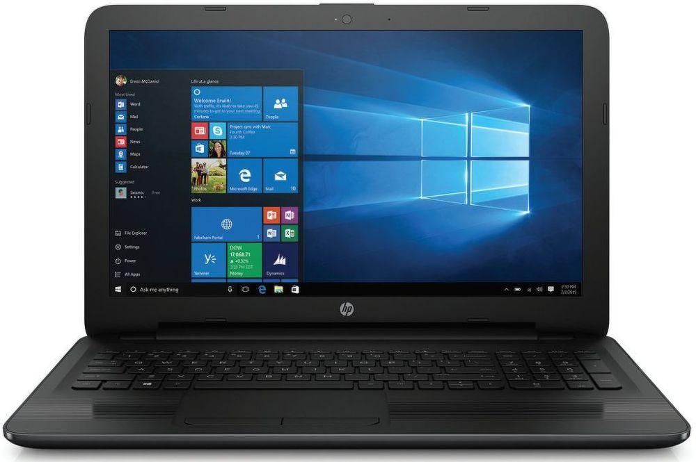 HP 250 G5, X0Q26ES (strieborná) - notebook