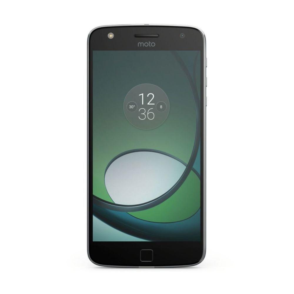 Lenovo Moto Z Play Dual SIM (černo stříbrná)