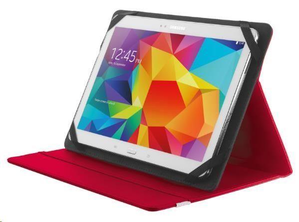 """Trust obal na tablet 7-8"""" (červený)"""