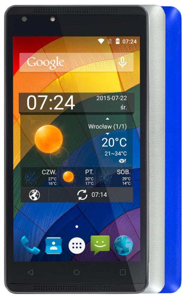 MyPhone Venum (šedý/modrý)