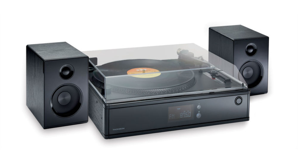 Thomson TT500CD (černý)