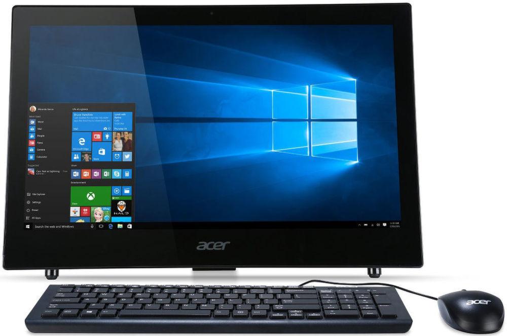 Acer Aspire Z1-602, DQ.B33EC.004 (černý)