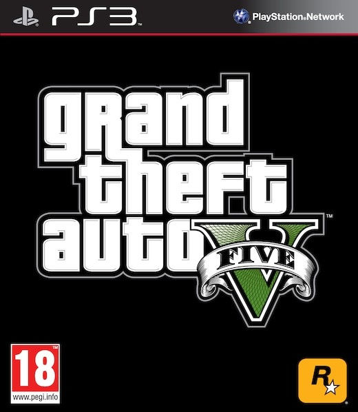 Grand Theft Auto 5 - hra pro PS3