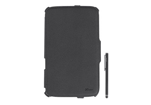 TRUST Stile Folio Stand with stylus for Galaxy Tab 3 7.0