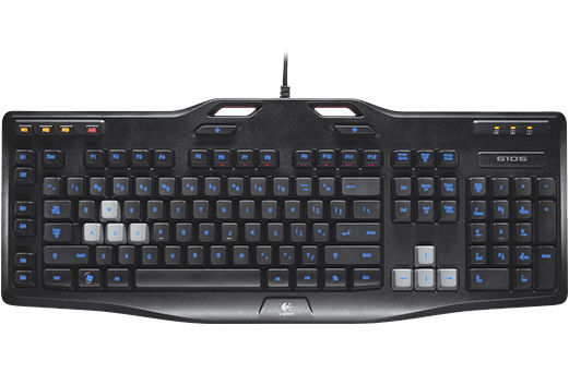 Logitech Gaming Keyboard G105, 920-005057