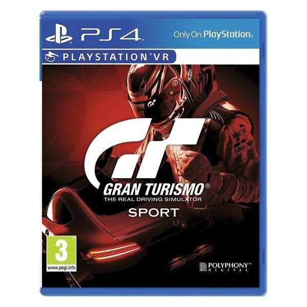Sony PlayStation 4 Gran Turismo Sport