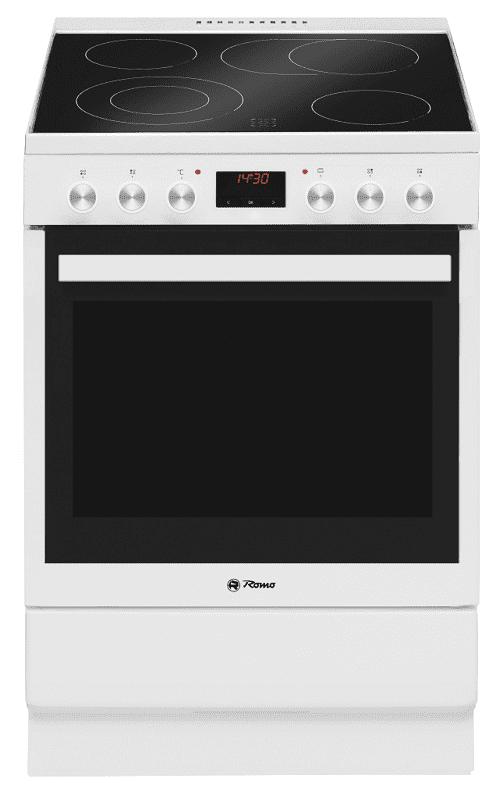 ROMO RCV6011M, Elektrický sporák