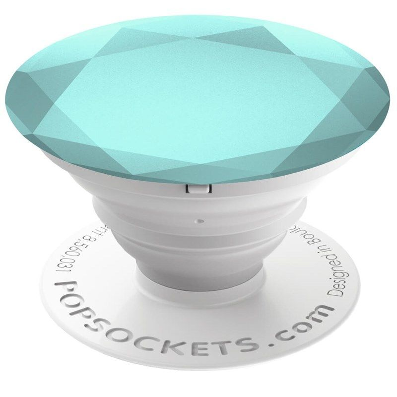 Hama PopSocket držák na mobil, Glacier Metallic Diamond