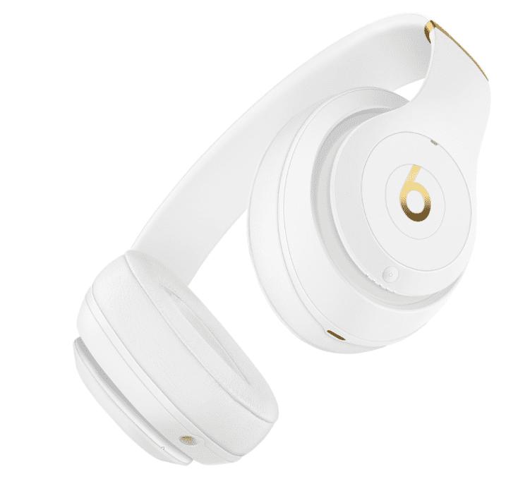 Beats Studio3 Wireless bílé