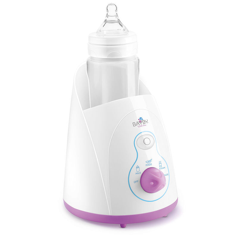 Bayby BBW 2020 ohřívač dětských lahví 4v1