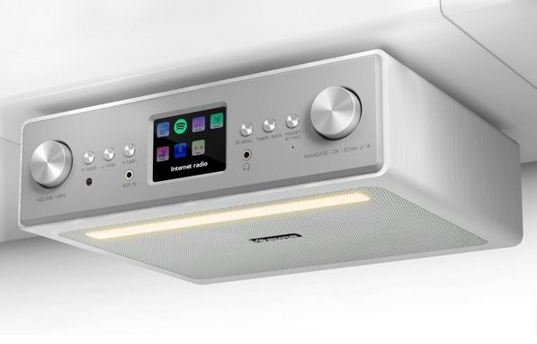 Auna Connect Soundchef bílé