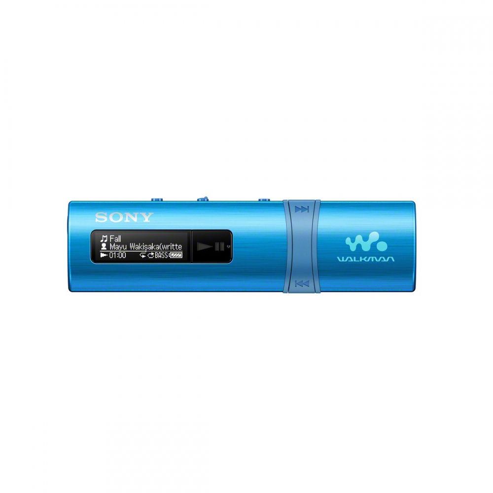 Sony NWZ-B183FL 4 GB (modrý)