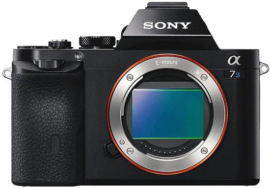 Sony Alpha A7S tělo