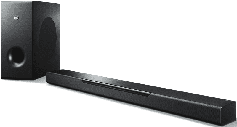 Yamaha MusicCast BAR 400 černý
