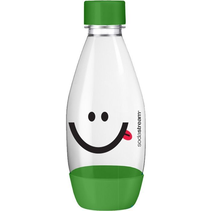 Sodastream Smile Green dětská náhradní láhev (500ml)