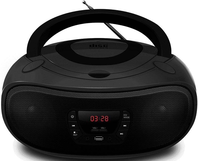 Luvianta CD-BP-L08 černý