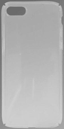 Mobilnet Plastové pouzdro pro Apple iPhone 6 a 6s, transparentní