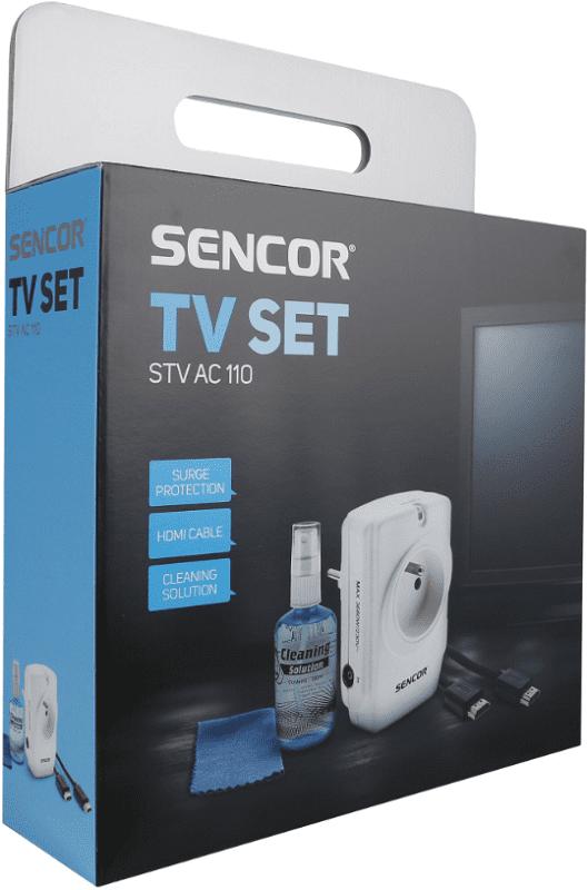 Sencor STV AC110 TV sada