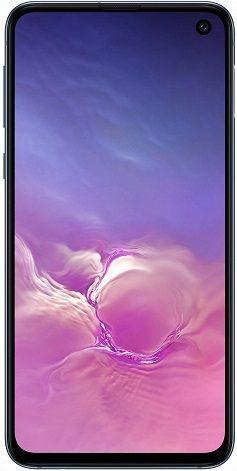 Samsung Galaxy S10e 128 GB černý