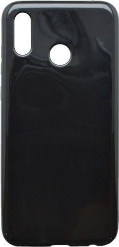 Mobilnet gumové pouzdro pro Honor Play, černá
