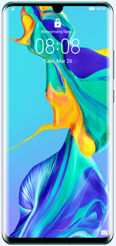 Huawei P30 Pro 256 GB fialový