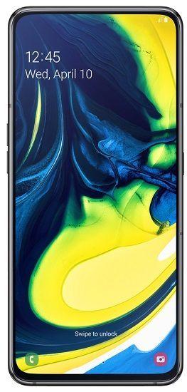 Samsung Galaxy A80 128 GB černý