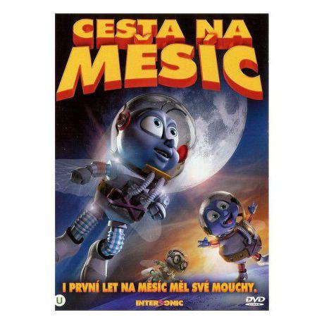 Cesta na Mesiac 3D - DVD film