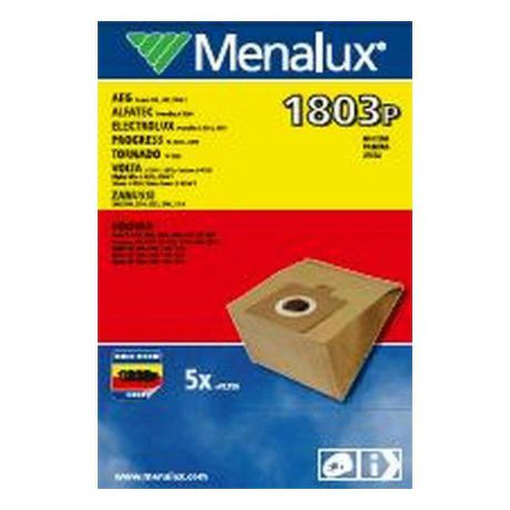 MENALUX 1803p, vrecká vysávač.