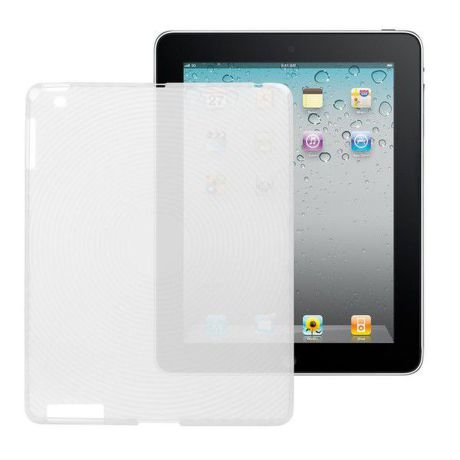 MUVIT Priesvitné gélové puzdro pre Apple iPad