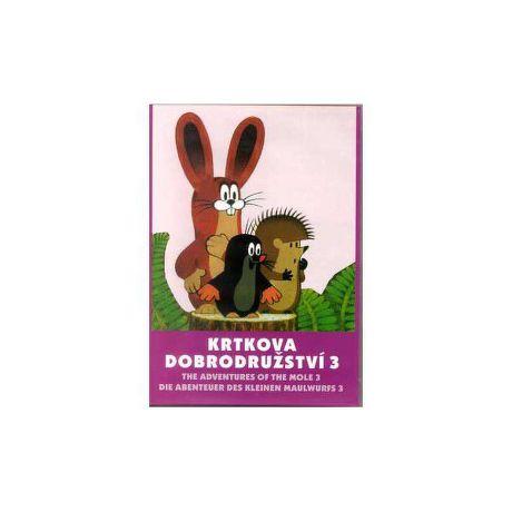 DVD F - Krtkova dobrodr. 3.