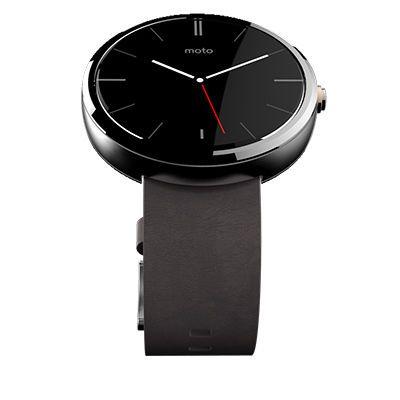04357f12a66 Motorola 360 Watch (šedý) - chytré hodinky