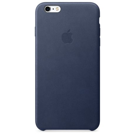 APPLE iPhone 6s Plus Leather Case Midnight Blue MKXD2ZM/A