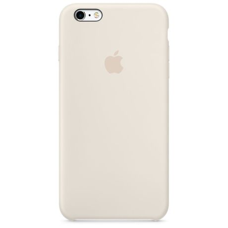 APPLE iPhone 6s Plus Silicone Case Antique White MLD22ZM/A