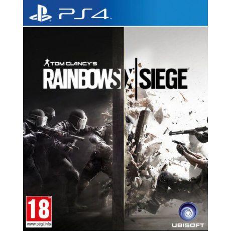 Tom Clancy´s Rainbow Six: Siege - hra pro PS4