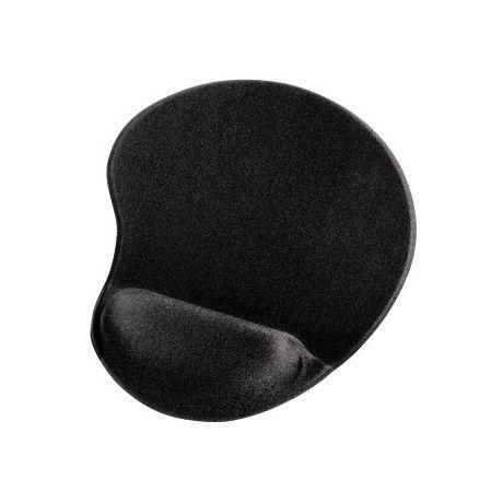 HAMA 54777 Ergonomická gélová podložka pod myš, čierna