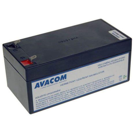 AVACOM AVA-RBC47, Batéria pre UPS