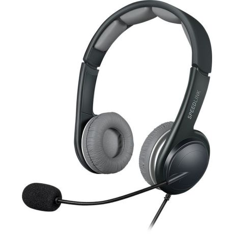 Speedlink Sonid Stereo (šedo-černý)