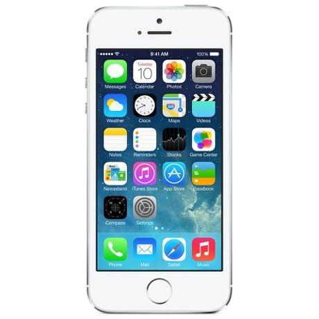 Apple iPhone 5s 16GB stříbrný vystavený kus s plnou zárukou ... 8e1135138e7